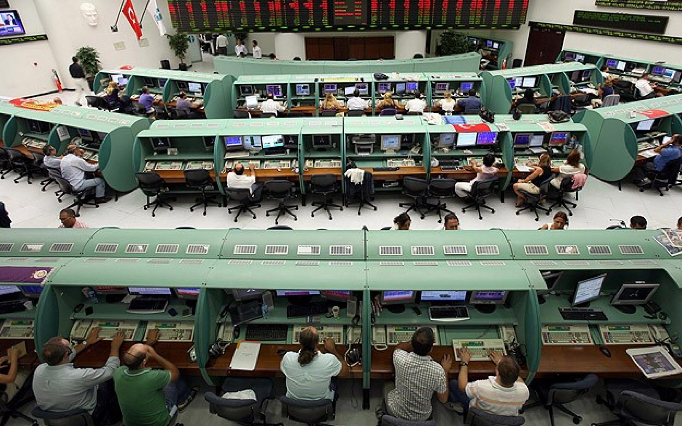 """Borsa Istanbul elected as """"Turkey's Most Successful Institution in Economy"""""""