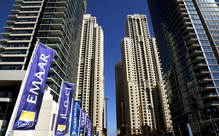 "Emaar says sees ""no material impact"" from hotel fire, as shares fall in opening trading"