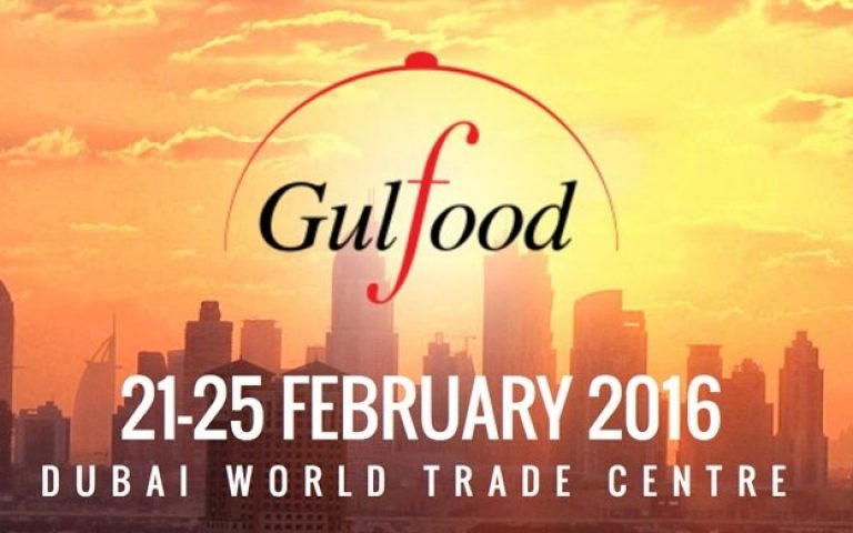 Gulfood 2016 is to be held on 21 – 25 February