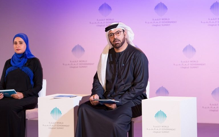 The World Government Summit from 8 to 10 February in Dubai