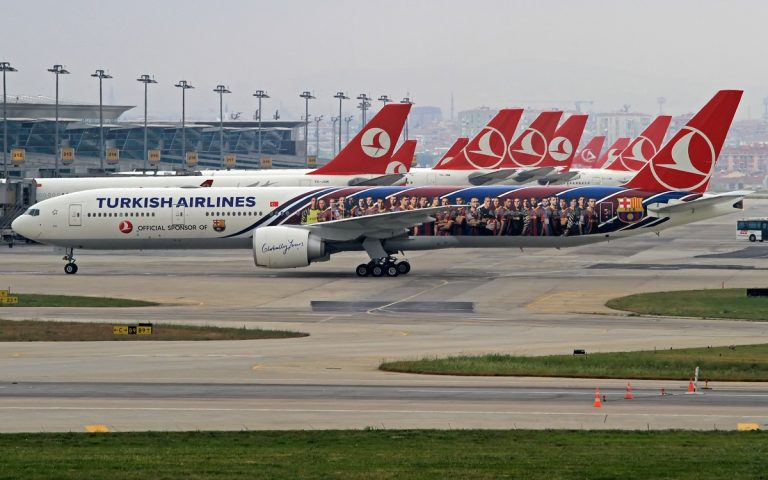 Fast-growing Turkish Airlines 'to rival Gulf carriers'