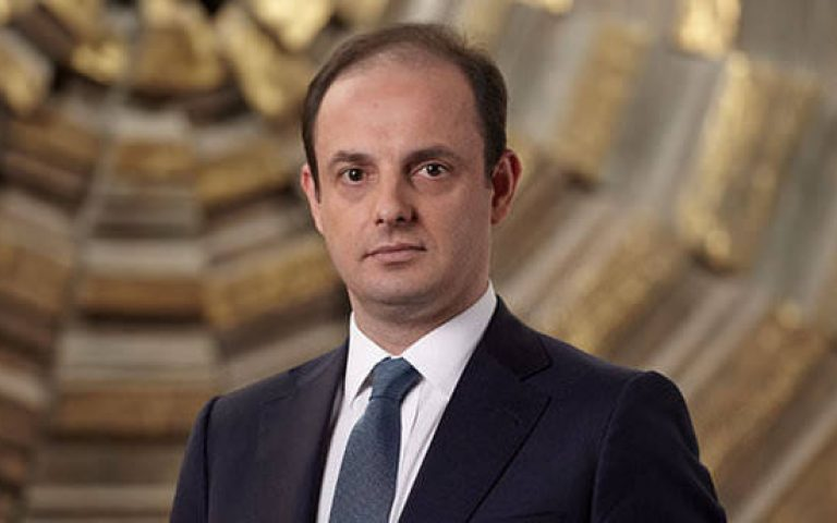Central Bank of Turkey named a new governor today