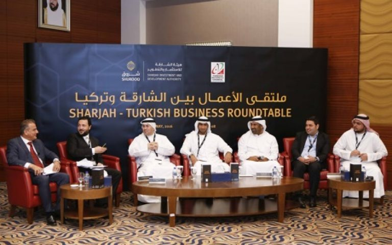 Turkey-Sharjah promote cooperation and investment climate