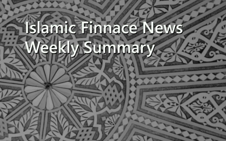 Islamic Finance News: Gulf stock markets down again