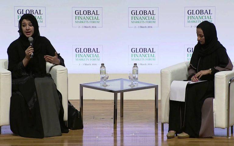 H.E. Reem Al Hashimy speaks with Aisha Al Dhanhani about Dubai Expo 2020 at GFMF2016
