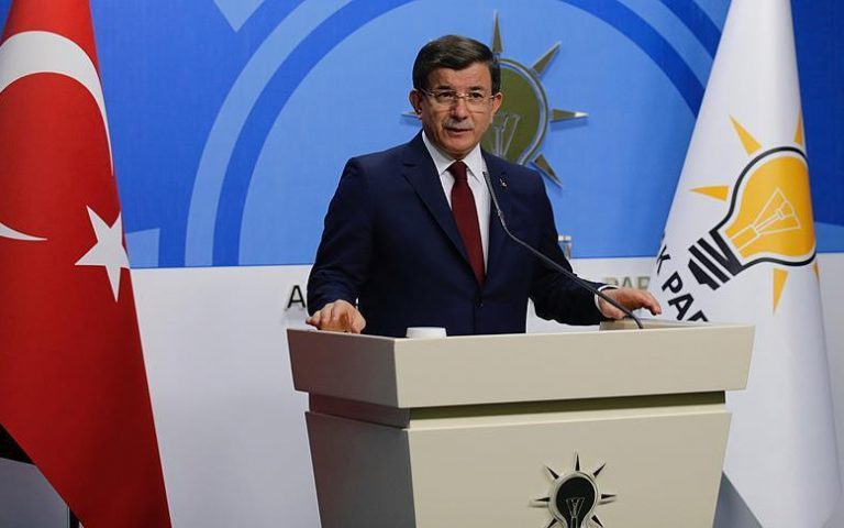 Turkish prime minister Ahmet Davutoglu end of leadership