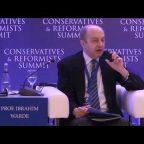 Prof Ibrahim Warde on Islamic finance at AECR Summit 2016 in Antalya Turkey changeandwin