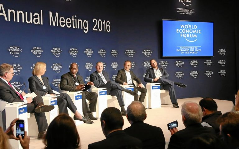 Davos 2016 – The Digital Transformation of Industries