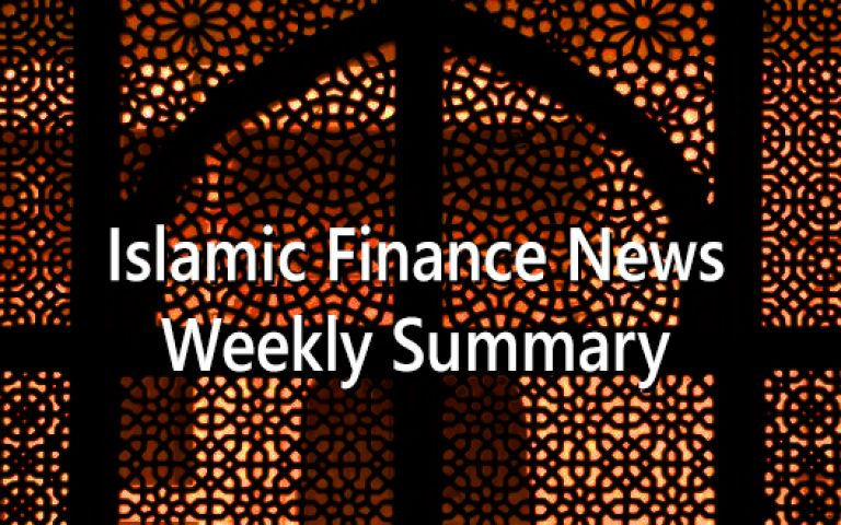 Islamic Finance News; Sukuk issuance remains weak despite oil drop
