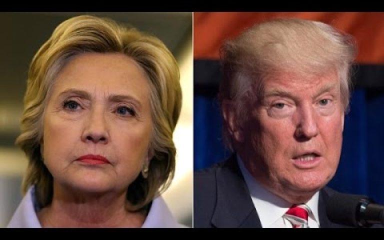 CNN/ORC polls: Trump leads Clinton in Florida, Ohio