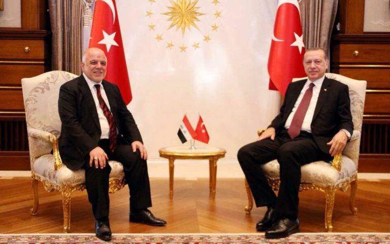 تركيا والعراق تتفقان على فتح معبر حدودي جديدانقرة – 26 – 10 (كونا)