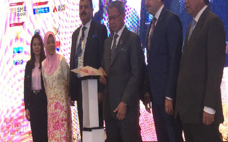 انطلاق المنتدى الدولي للرؤساء التنفيذيين لعام 2017 في ماليزيا كوالالمبور