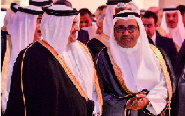 ولي العهد البحريني يفتتح (افنيوز البحرين)المنامة