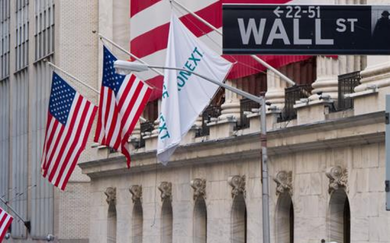 Wall Street symbolizes US economic resilience over history NEW YORK