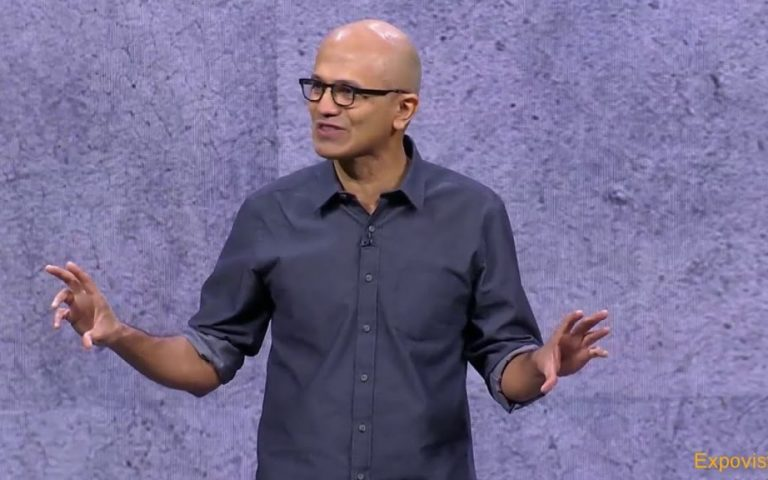 Microsoft's Satya Nadella: Judge us on value we add, not tax we pay