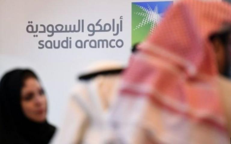 Trump pitches for $2 trillion Saudi Aramco oil float (BBC News)