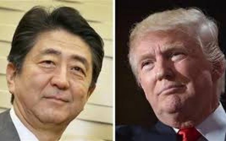 ترامب: علاقاتنا التجارية مع اليابان غير عادلة
