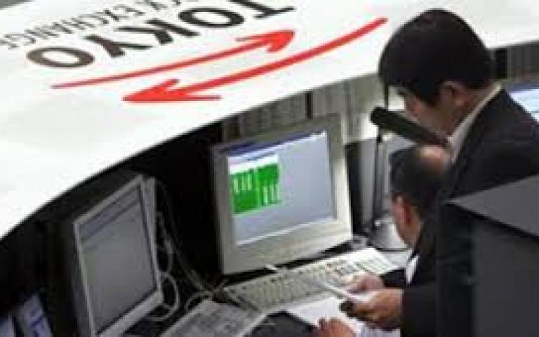 Tokyo stocks hit fresh 26-year high TOKYO,