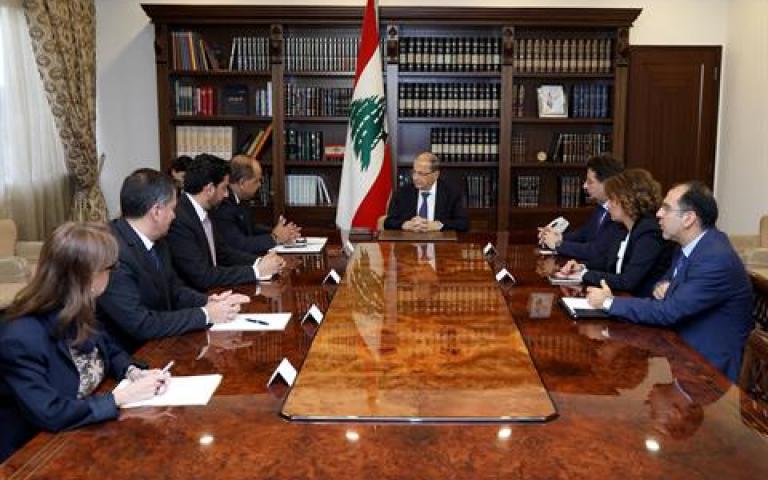 البنك الدولي يؤكد مواصلة دعمه للبنان بيروت