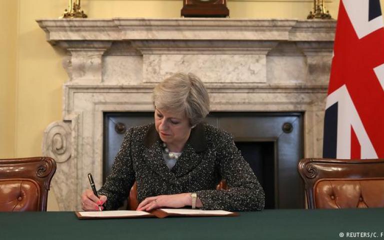 بريطانيا تخصص ثلاثة مليارات جنيه لمواجهة تداعيات الانسحاب من الاتحاد الاوروبي لندن
