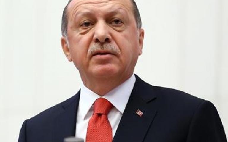 """Erdogan warns of attacks to """"bring Muslims down from within""""ANKARA"""