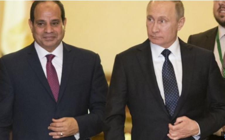 مصر وروسيا توقعان اتفاقية لبناء أول محطة مصرية للطاقة النووية