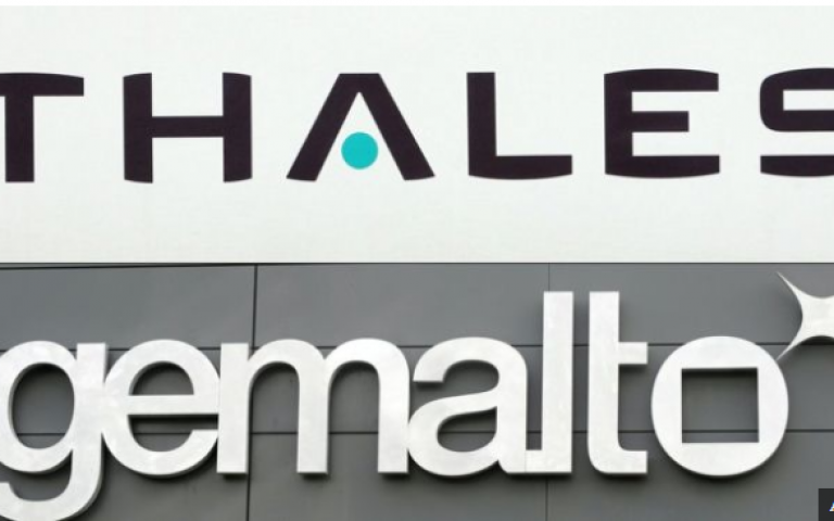 مجموعة تاليس الفرنسية تستحوذ على شركة غيمالتو لصناعة الأمن الرقمي
