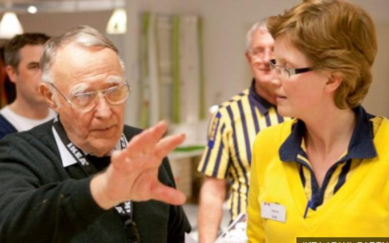 Ikea founder Ingvar Kamprad dies in Sweden at 91