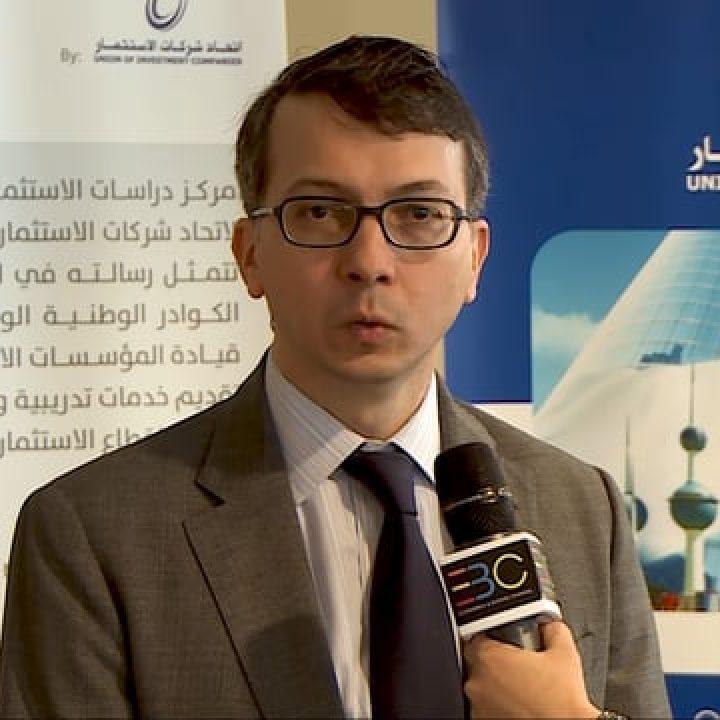 السيد/ طارق الرفاعي – الرئيس التنفيذي لشركة كوروم للاستشارات الإقتصادية والخبير الإقتصادي