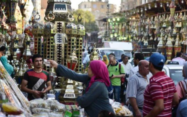 التضخم السنوي في مصر يهبط إلى نحو 17% في يناير