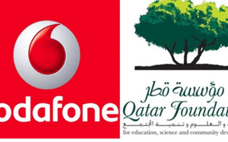 «مؤسسة قطر» تبرم عقد بيع مشروط لشراء أسهم فودافون العالمية