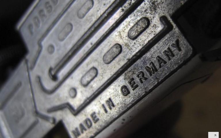 تراجع حاد للطلبيات الصناعية الألمانية في يناير