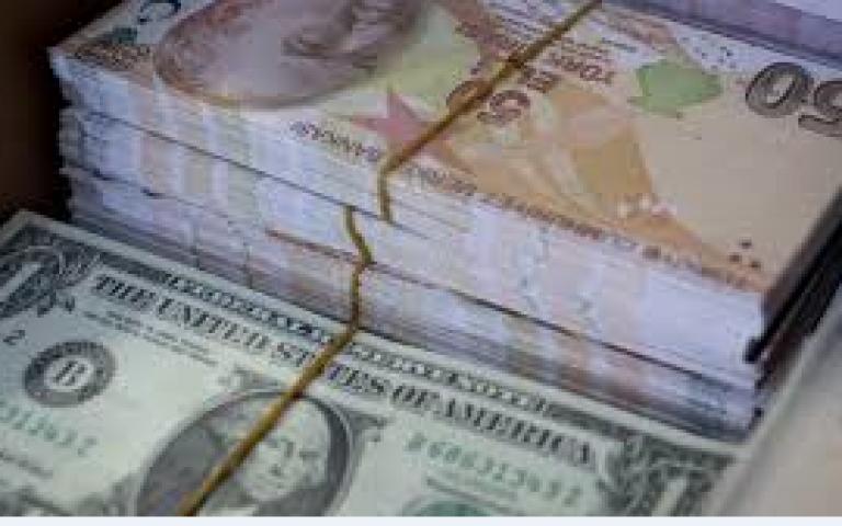 الليرة التركية تهبط لمستوى قياسي وسط قلق بشان الاقتصاد