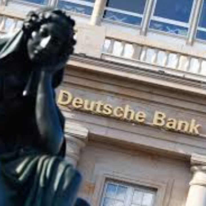 Deutsche Bank's new CEO faces familiar questions over strategy