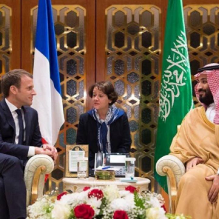 أرامكو توقع صفقات بـ 10 مليارات دولار في فرنسا خلال زيارة ولي العهد السعودي