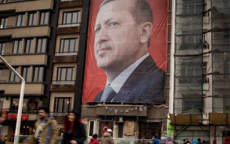 Turkey fallout could continue to hit global markets, as Erdogan 'hangs tough'