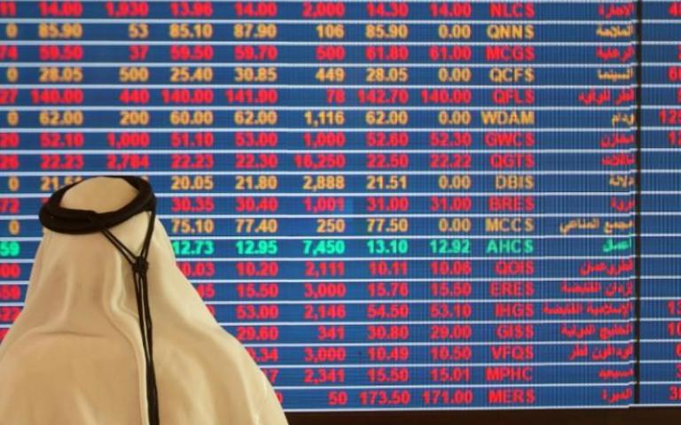 أسواق الأسهم الخليجية تتراجع بفعل الأزمة التركية