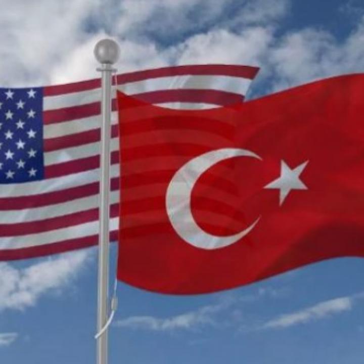 مسؤولون أتراك وأمريكيون يجتمعون في واشنطن