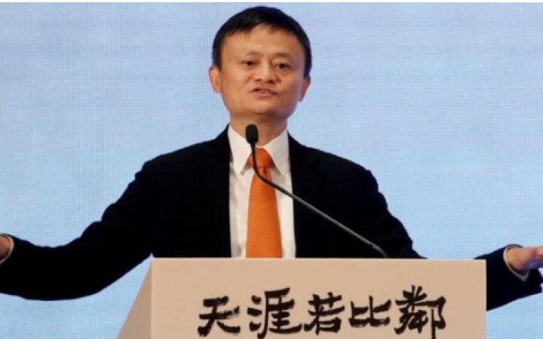 Alibaba's Jack Ma, China's richest man, to retire from company he co-founded