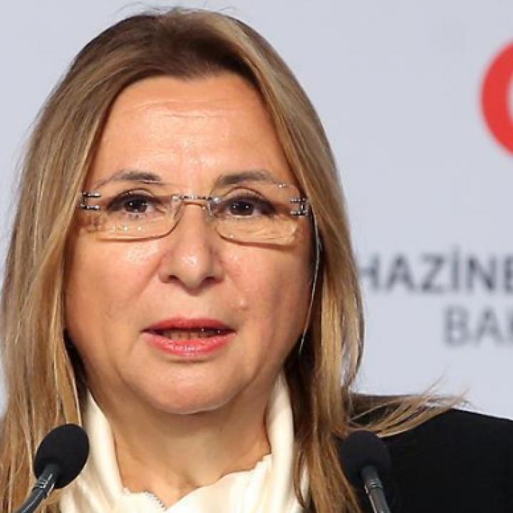 وزيرة التجارة التركية : نرغب في امتلاك حصة أكبر بأسواق بريطانيا