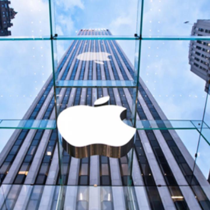 شركة أبل تساوي في قيمتها السوقية 9 شركات عملاقة