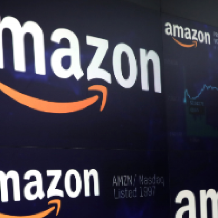 Amazon touches $1 trillion