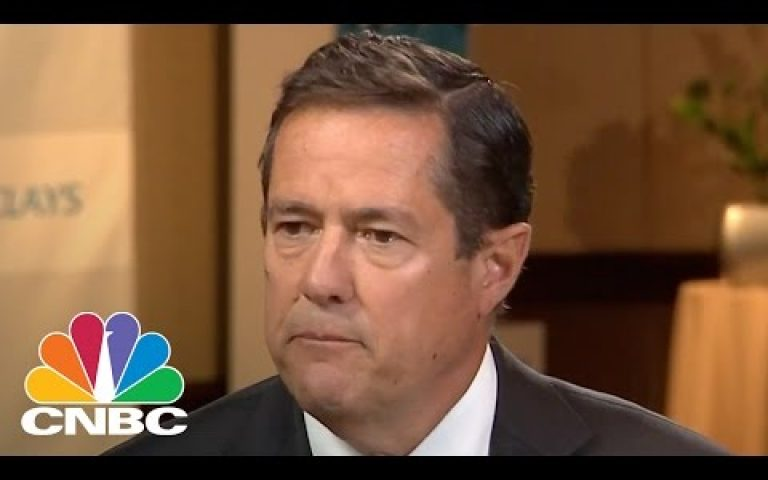 Barclays CEO: Brexit Is A Reality, And We'll Embrace It | CNBC