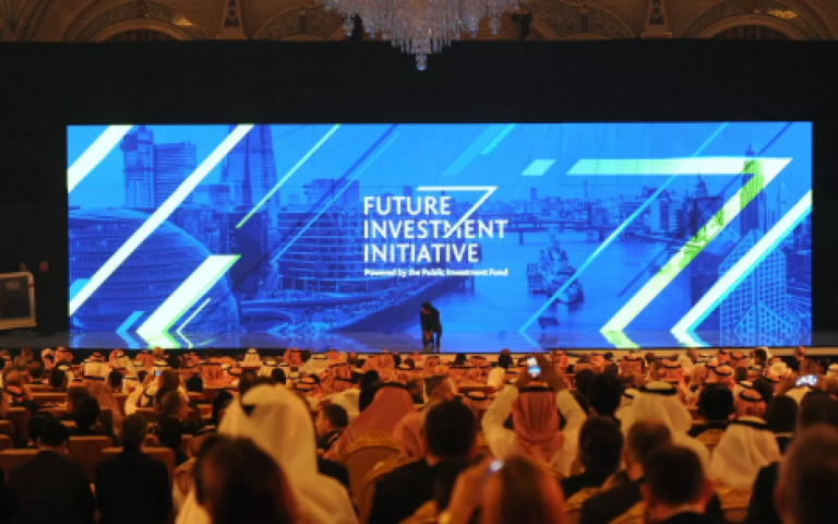 """أكثر من 50 مليار دولار أمريكي قيمة توقيع السعودية 25 اتفاق ومذكرة خلال """"مؤتمر مبادرة استثمار المستقبل"""""""