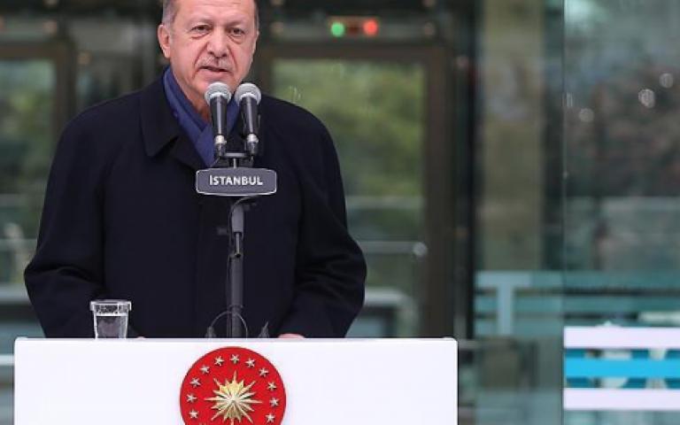 أردوغان: الشعب التركي على أعتاب مرحلة من النهضة الجديدة