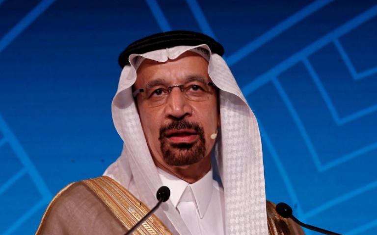 وزير الطاقة السعودي: التحليل الفني يظهر ضرورة خفض إنتاج النفط مليون برميل يومياً في 2019
