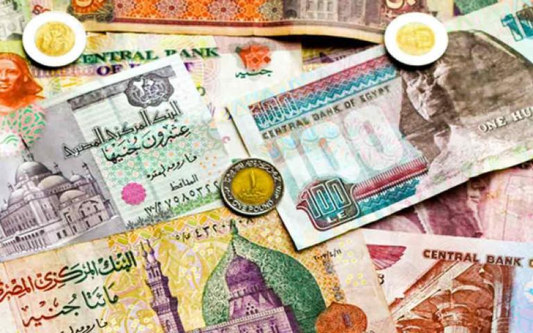 ارتفاع الدين المحلي لمصر 16.8 بالمائة على أساس سنوي