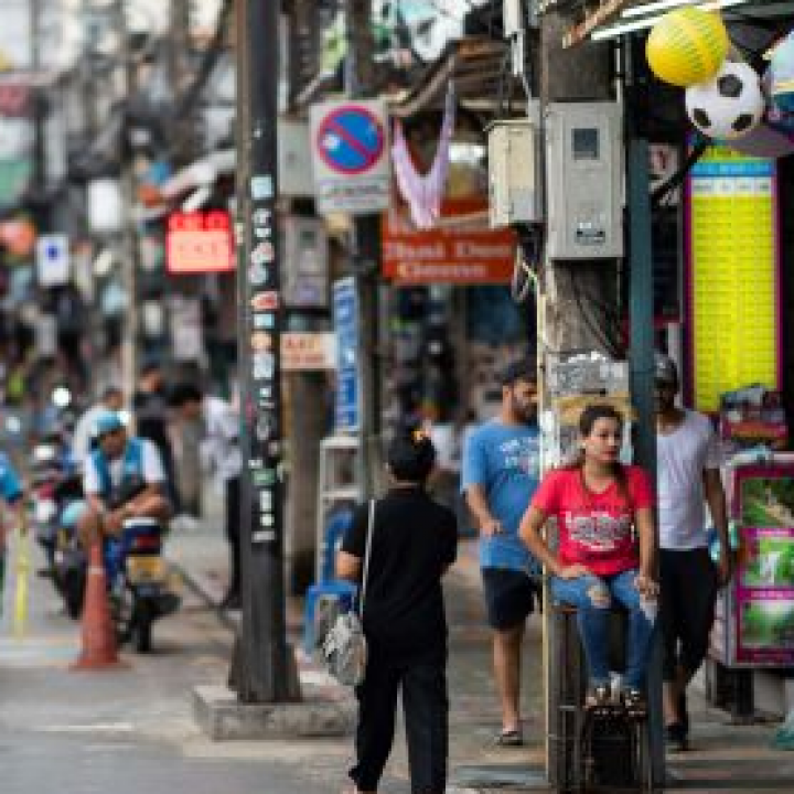Thailand's economy surprisingly stalls in the third quarter