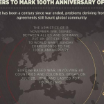 World leaders to mark 100th anniversary of end of WWI