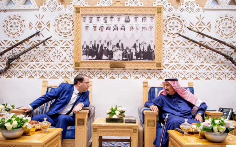 رئيس وزراء تونس: السعودية تتعهد بمساعدة مالية بنحو 830 مليون دولار